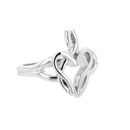 Hunter's Hope Sterling Silver Ring