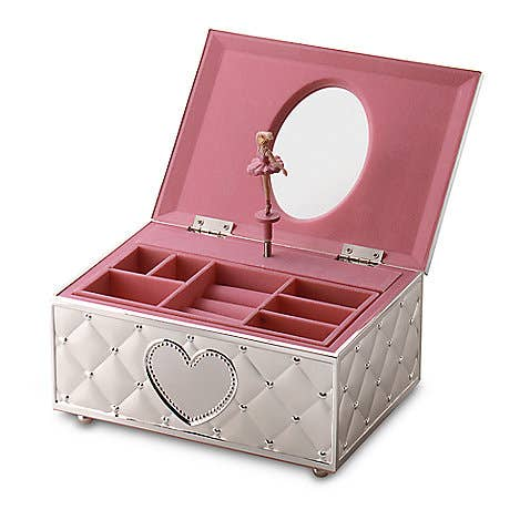 Lenox Ballerina Musical Jewelry Box