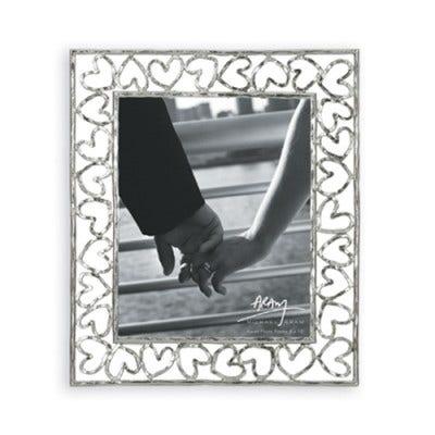 Michael Aram Hearts 8X10 Frame