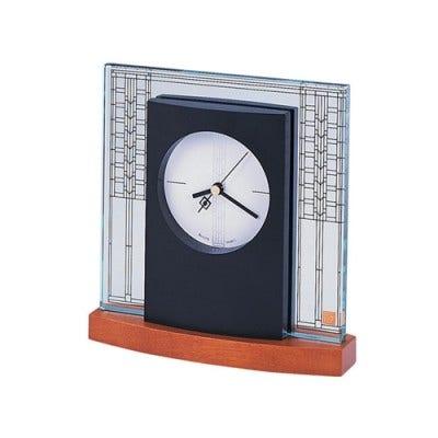 Glasner House Cherry Clock