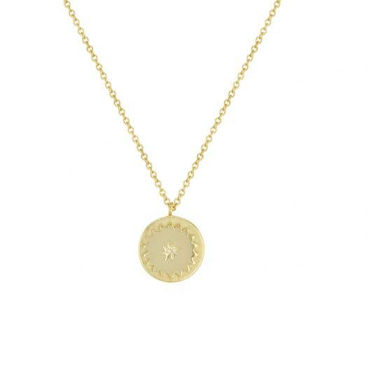 Little Luxuries Rickrack Pendant