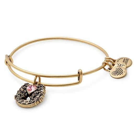 Alex and Ani | Fortune's Favor Charm Bangle