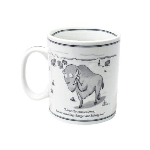 Waechtersbach New Yorker Buffalo Coffee Mug