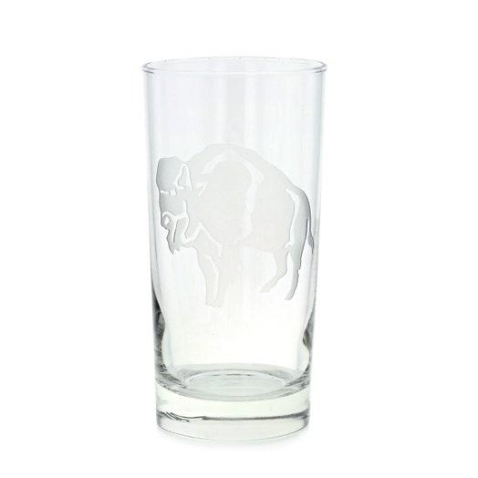 Standing Buffalo Hiball Glass