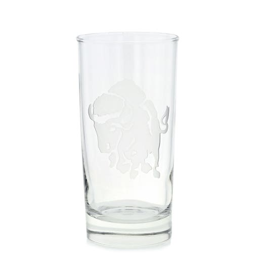 Charging Buffalo Hiball Glass